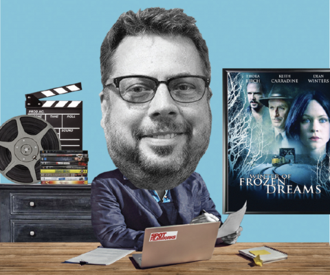 Writer in Residence Spotlight: Michael Graf pivots from making commercials to writing movie scripts